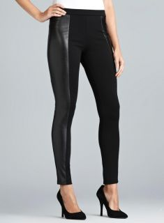 Walter Lena Faux Leather Pull On Leggings