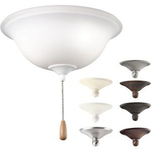 Kichler KIC 338509MUL Accessory Fan Light Kit