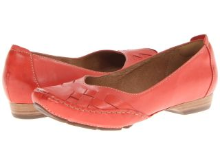 Clarks Fara Paige Womens Shoes (Red)