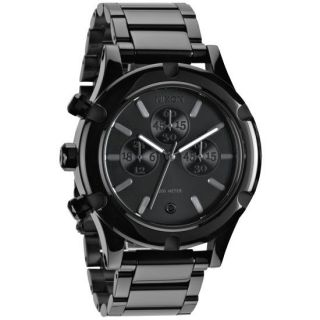 The Camden Chrono Watch All Black One Size For Men 199265100