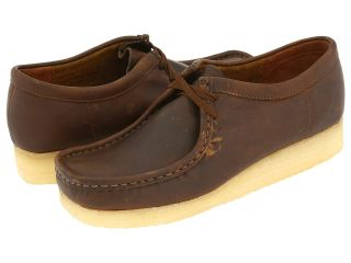Clarks Wallabee Mens Shoes (Brown)