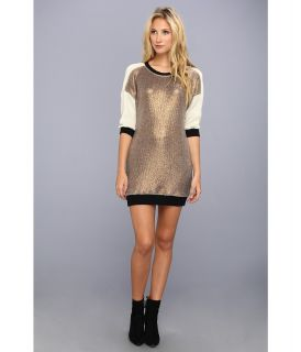 Trina Turk Denise Dress Womens Dress (Bronze)