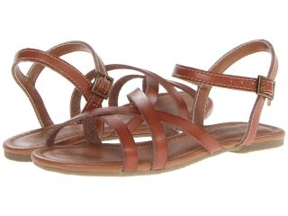 Kenneth Cole Reaction Kids New Tune Girls Shoes (Tan)