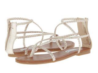 Steve Madden Kay Womens Sandals (Bronze)