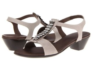 Munro American Bree Womens 1 2 inch heel Shoes (Gray)