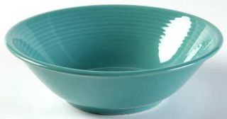 Montgomery Ward Color Connection Aqua Coupe Cereal Bowl, Fine China Dinnerware