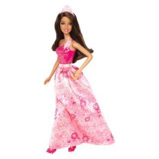 Barbie Fairytale Princess Brunette Fashion Doll
