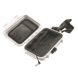 Pelican i1010White Case, 5.43 x 4.06 x 2.12 Ipod Case White