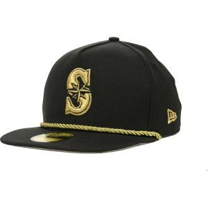 Seattle Mariners New Era MLB Hall A Frame 59FIFTY Cap