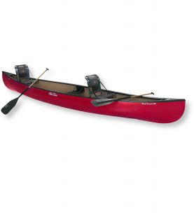 West Branch 169 Family Canoe Package By Old Town