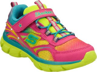 Infant/Toddler Girls Skechers S Lights Lite Dreamz 2 Little Lights   Pink/Multi