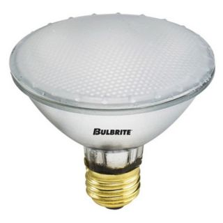 Bulbrite 50W DimmablePAR30 Frosted Halogen Light Bulb   6 pk. Multicolor