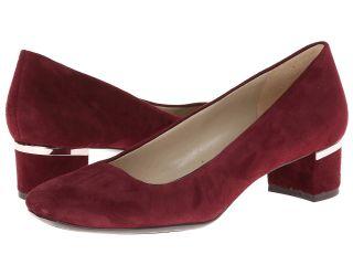 Naturalizer Wanda Womens Shoes (Burgundy)