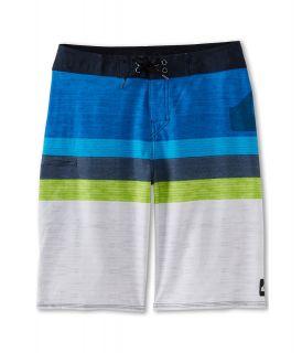 Quiksilver Kids Kelly Boardshort Boys Swimwear (Blue)