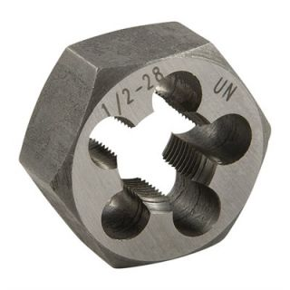 Ar 15/M16 Flash Suppressor Die   1/2 28 Carbon Steel Hex Die