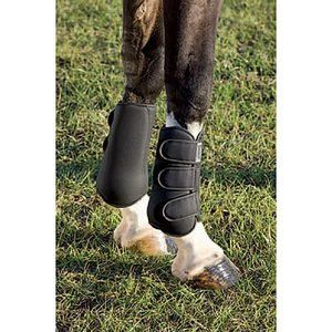 Eskadron All around Front Horse Boots Black F/s