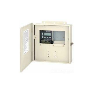 Intermatic PE15300F Timer, 120/240V 3Circuit Digital Control Panel w/ Digital Timer amp; Freeze Probe