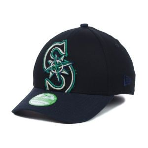 Seattle Mariners New Era MLB 2014 Youth Clubhouse 39THIRTY Cap