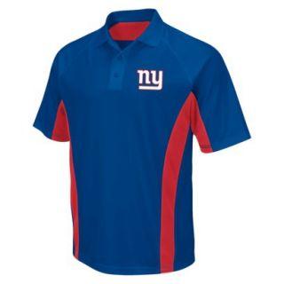 NFL Giants Blind Pass Polo Tee Shirt M