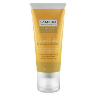 Caldrea Essentials Collection Ginger Honey Hand Balm   3 oz