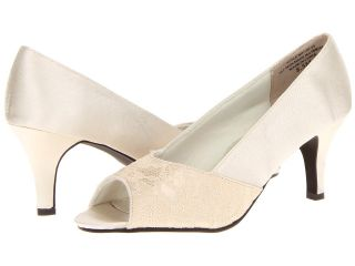 Annie Savory Heel Womens Sling Back Shoes (Khaki)