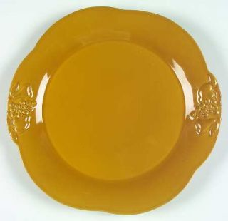 Casafina Madeira Harvest (Honey) Dinner Plate, Fine China Dinnerware   Embossed