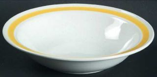 Chadds Ford Spring Meadow Rim Fruit/Dessert (Sauce) Bowl, Fine China Dinnerware