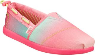 Infant/Toddler Girls Skechers BOBS World Color Crush   Pink/Multi Alpargatas