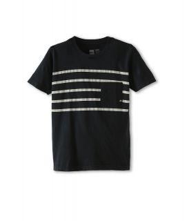 Quiksilver Kids Trapped Boys T Shirt (Black)