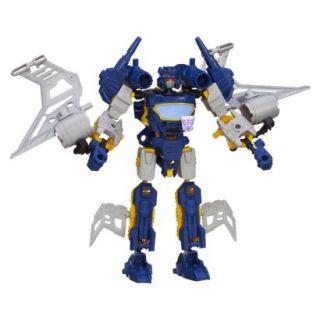 Transformers Construct A Bots Elite Class Soundwave Buildable Action Figure