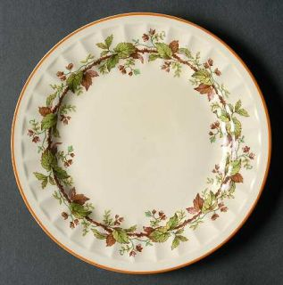 Crown Ducal 3566 Bread & Butter Plate, Fine China Dinnerware   Early English,Tho