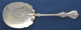 Whiting Division Duke Of York (Strl, 1900, No Monograms) Solid Waffle Server   S