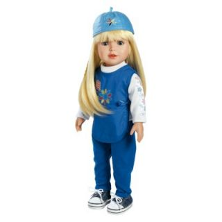 Adora Play Doll Alyssa   Girl Scout Daisy 18 Doll & Costume
