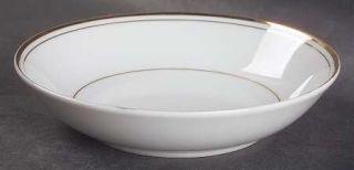 Japan China Royale Aurum Fruit/Dessert (Sauce) Bowl, Fine China Dinnerware   Whi