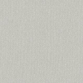 Mini Damask Wallpaper   Silver Gray