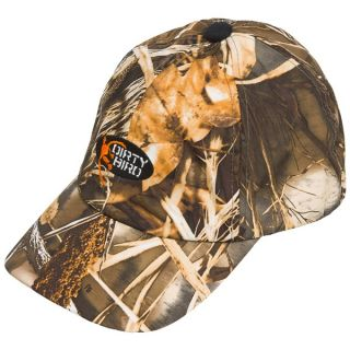Browning Dirty Bird Ball Cap   Fitted (For Men)   REALTREE MAX 4 (7 )
