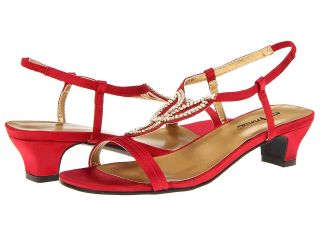 Annie Lizzy Womens Sandals (Red)