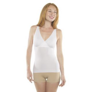 ASSETS by Sara Blakely A Spanx Brand Womens Cool Control Camisole 1164   White