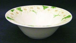 Metlox   Poppytrail   Vernon Sculptured Daisy Rim Cereal Bowl, Fine China Dinner
