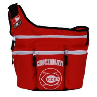 Diaper Dude Cincinnati Reds Diaper Bag