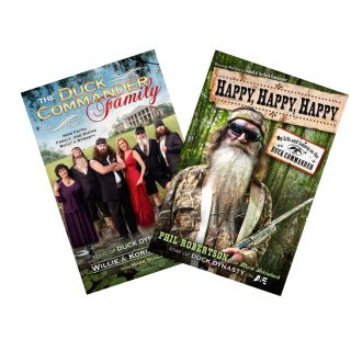 The Duck Commander Family And Happy Books