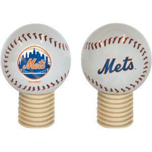 New York Mets Boelter Brands Ceramic Bottle Stopper