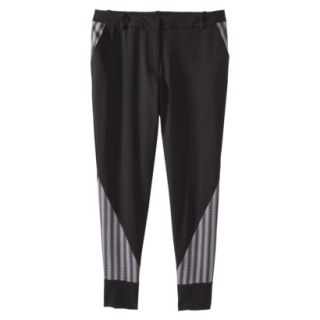 Peter Pilotto for Target Pant  Black/Check Print 4
