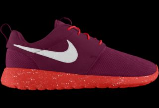 Nike Roshe Run Premium iD Custom Womens Shoes Purple