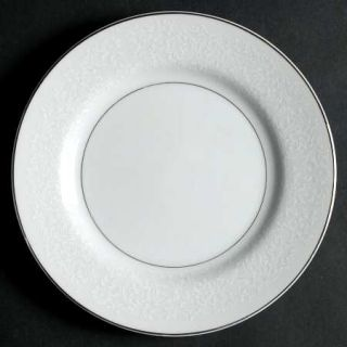 Style House Shannon Bread & Butter Plate, Fine China Dinnerware   White Floral&S