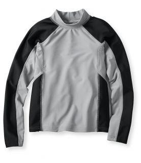 Boys Beansport Surf Shirt, Long Sleeve