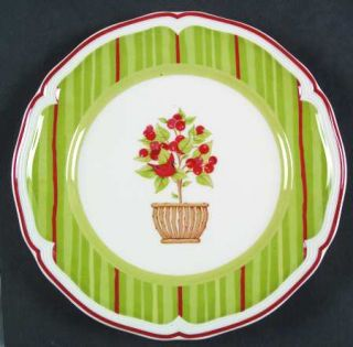 Villeroy & Boch Joy Noel Salad Plate, Fine China Dinnerware   Holiday Multimotif