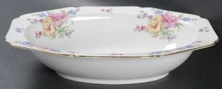 Heinrich   H&C Strasbourg 10 Oval Vegetable Bowl, Fine China Dinnerware   Large
