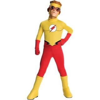 Boys Young Justice Flash Costume