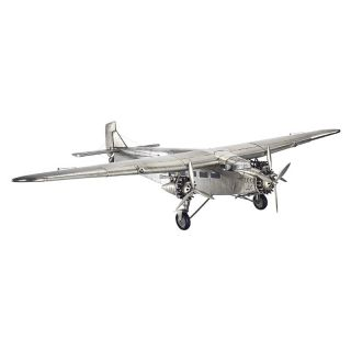 Authentic Models Ford Trimotor Model Airplane Multicolor   AP452